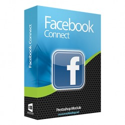 Facebook Connect PrestaShop Module
