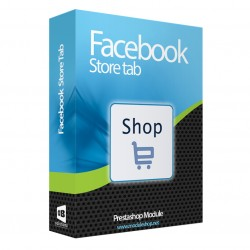 Facebook Store Page Tab Module