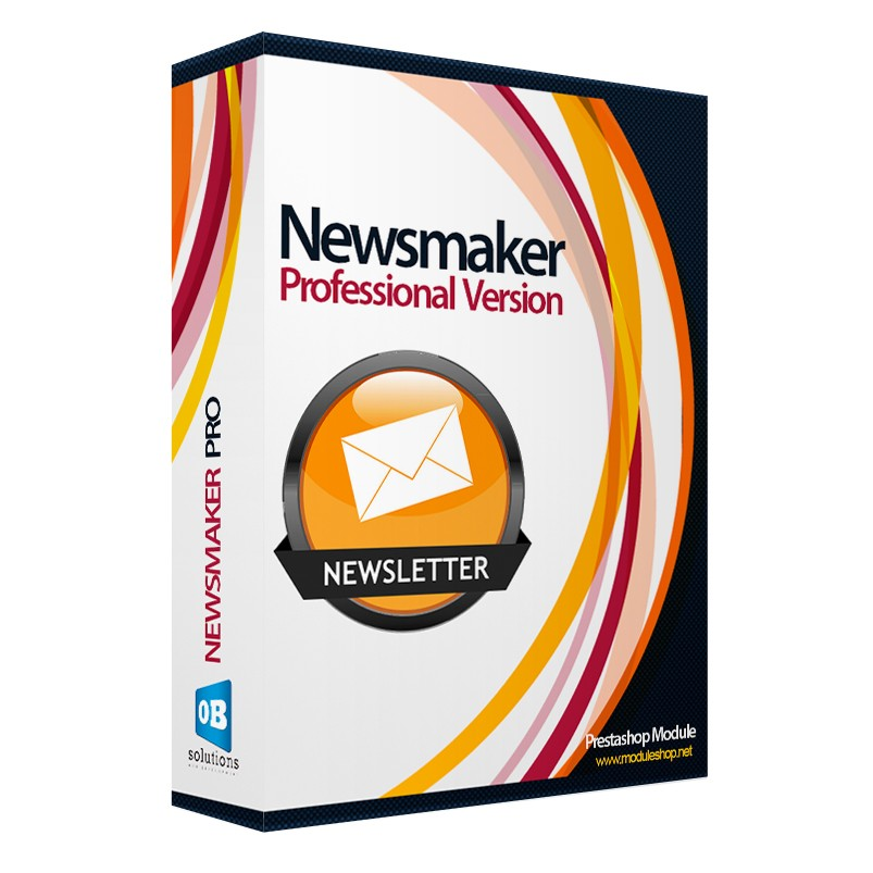 Newsletter Maker Pro Módulo Prestashop
