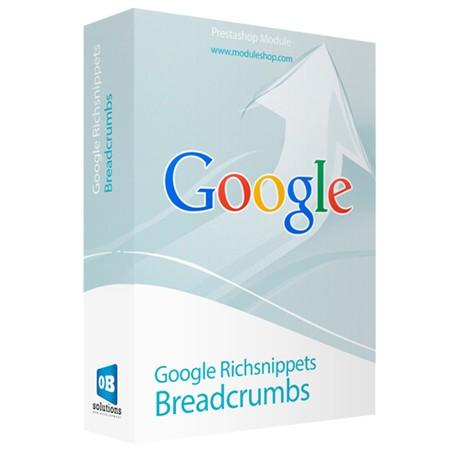 Google Rich Snippets Breadcrumbs Módulo Prestashop