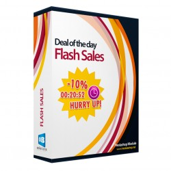 Prestashop Deal of the day Module Demonstration