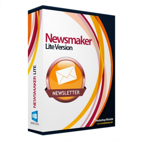 Módulo Newsletter Maker Lite