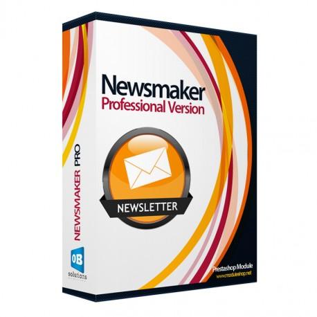 Newsletter Maker Pro Module