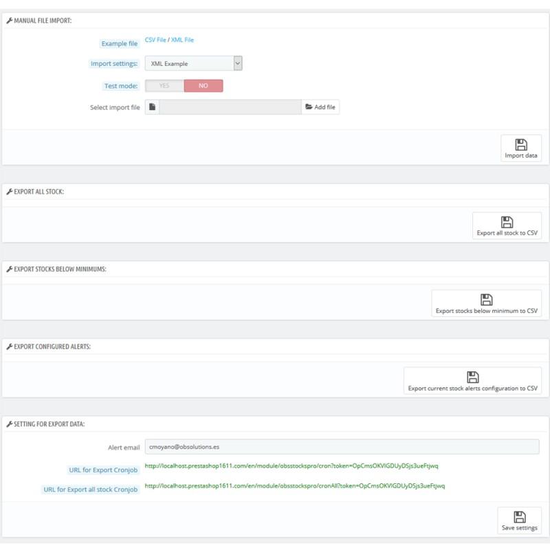 massive csv xml updater pro via url ftp cronjobs compatible
