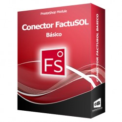 Basic FactuSOL Connector PrestaShop Module