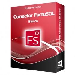 Conector FactuSOL BÁSICO Módulo PrestaShop