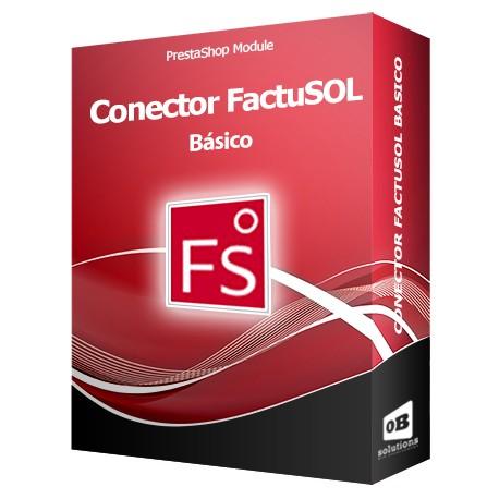 Basic FactuSOL Connector PrestaShop Module