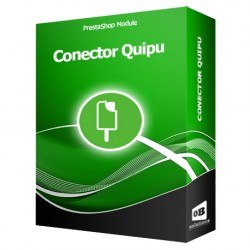 Official Quipu Connector Prestashop Module