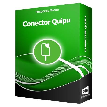 Conector Quipu Módulo Prestashop