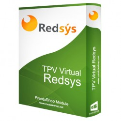 REDSYS POS (Refunds + Bizum + Pay without order) Prestashop Module